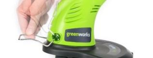 GreenWorks 21212 4Amp 13-Inch Corded String Trimmer Review