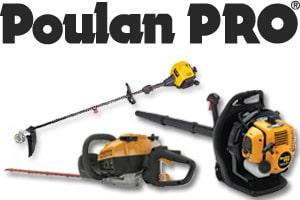 Poulan Pro brand