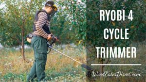 Why Do You Need to Have a Ryobi 4 Cycle Trimmer?