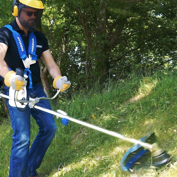 string trimmer harness ring